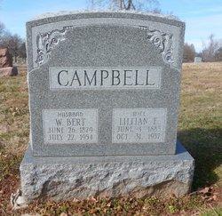 Lillian E. <i>Younger</i> Campbell