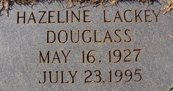 Hazeline <i>Lackey</i> Douglass