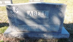Ophelia <i>Gaines</i> Abell