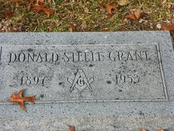 Donald Steele Grant