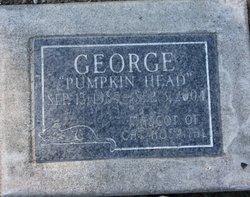 George Pumpkin Head