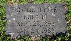 Dollie <i>Tyree</i> Burkitt