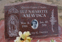 Lucy Luz <i>Navarette</i> Amavisca