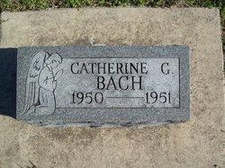 Catherine G. Bach
