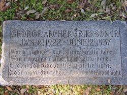 George Archer Frierson, Jr