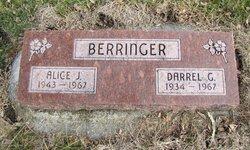 Alice J Berringer