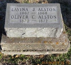 Oliver C Alston