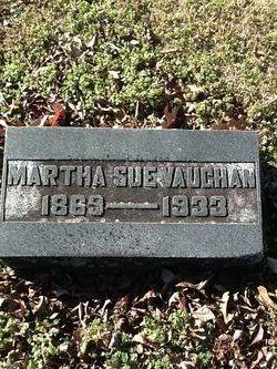 Martha Sue <i>Barker</i> Vaughan