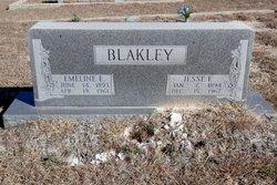 Emeline E <i>Poterfield</i> Blakley
