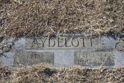 Etta Symanthia <i>Hurt</i> Aydelotte