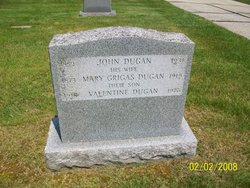 Mary Jennie <i>Grigas</i> Dugan