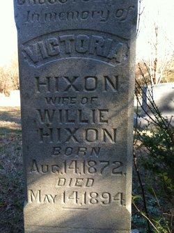 Victoria Hixon