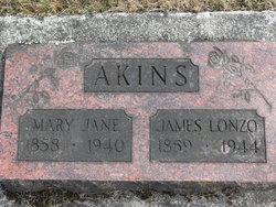 James Lonzo Akins