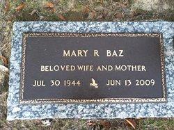 Mary Ruth <i>McLemore</i> Baz