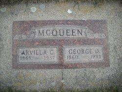 Arvilla Golden <i>Allen</i> McQueen
