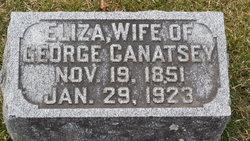 Eliza Canatsey