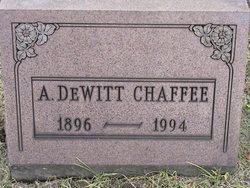 Albert DeWitt Chaffee