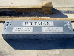 Lewis Luther Pittman