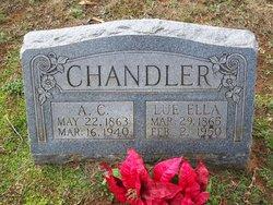 Lue Ella <i>Pounds</i> Chandler