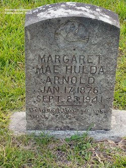 Margaret May Hulda <i>Click</i> Arnold
