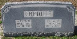 Alfred Herman Credille