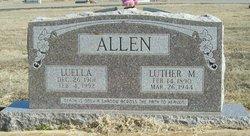 Luther Marvin Allen