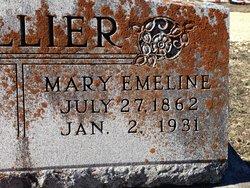 Mary Emeline <i>Wilks</i> Collier