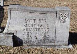 Martha D. Armstrong