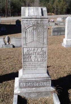 Mary E. Armstrong
