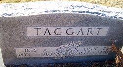 Lillie B <i>Pettus</i> Taggart