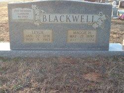 Maggie <i>Hilburn</i> Blackwell