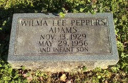 Wilma Lee <i>Peppers</i> Adams