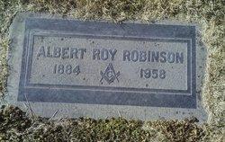 Albert Roy Robinson
