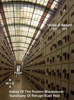 Verna Sarah <i>Diehl</i> Abbott
