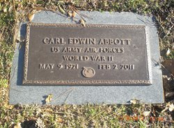 Carl Edwin Abbott