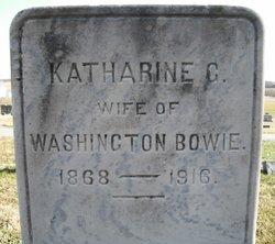 Katherine Poole <i>Gaither</i> Bowie