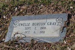 Jewelle <i>Horton</i> Gray