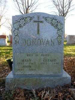 John J Donovan