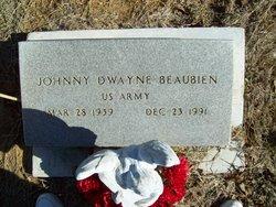 Johnny Dwayne Beaubien