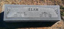Della M <i>Bullins</i> Elam