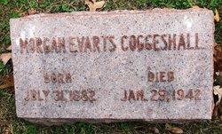 Morgan <i>Evarts</i> Coggeshall