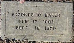 Brookes O Baker