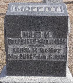 Miles M Moffitt