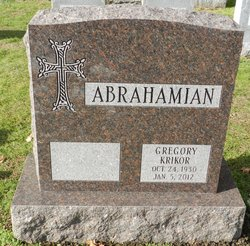 Gregory Abrahamian