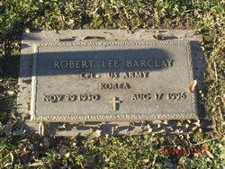 Robert Lee Barclay
