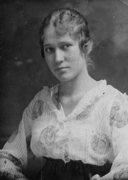 Grace Harriet <i>Martin</i> Akerson