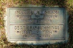 Gertrude Augusta <i>Balke</i> Cummings