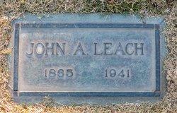 John Ambrose Leach