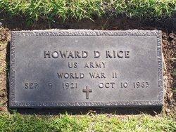 Howard Dunning Rice