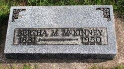 Bertha Eldora <i>Davis</i> McKinney